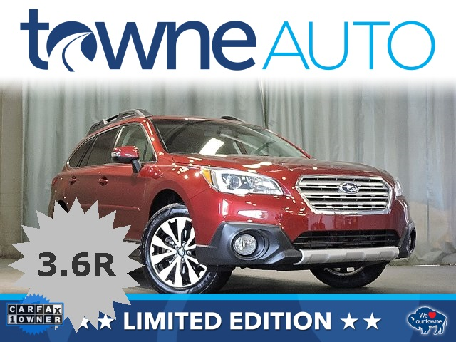 Pre-Owned 2015 Subaru Outback 3.6R