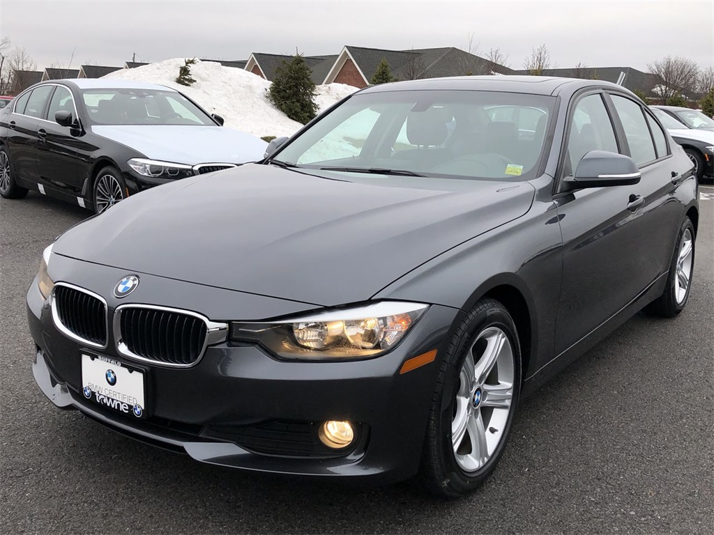 Pre Owned 2017 Bmw 3 Series 320i Xdrive
