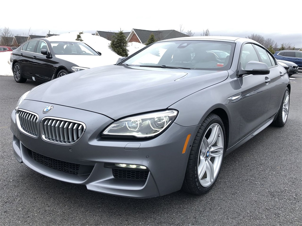 Pre Owned 2016 Bmw 6 Series 650i Xdrive Gran Coupe