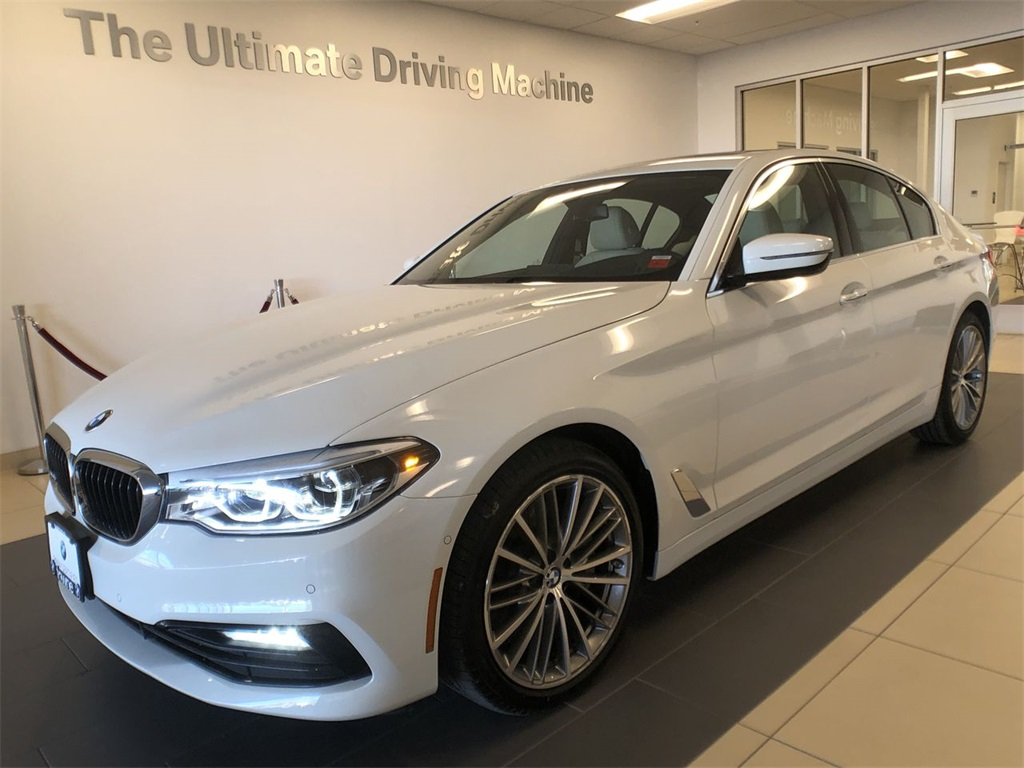 Pre-Owned 2017 BMW 5 Series 540i xDrive