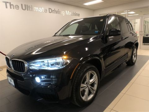 Pre-Owned 2017 BMW X5 xDrive40e